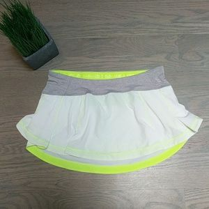 Lululemon reflective skirt